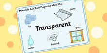 Materials And Their Properties Soft - materials, properties