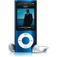 iPod nano de quinta generación (5G) con cámara ❤ liked on Polyvore featuring accessories, electronics, music, tech and ipod