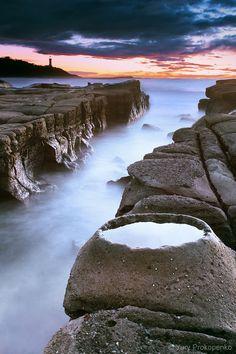 Sunrise at Soldiers Beach, Central Coast, NSW Australia | Photographer Yury Prokopenko