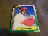 1990 topps #581 Ken Griffey