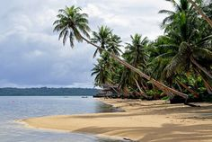 Wacholab Beach, Yap, Federated States of Micronesia