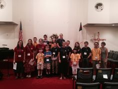 Columbia Local Bible Bee: The Whole Group