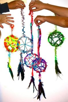 DIY: Dream Catchers would be a great follow up for the right book...