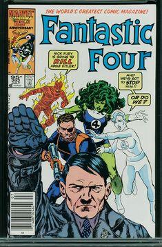 Marvel Comic Books, Marvel Characters, Marvel Heroes, Comic Books Art, Comic Art, Book Cover Art, Comic Book Covers, Fantastic Four Comics, John Byrne