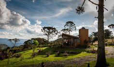 Il rifugio cabanas & cafe - Urubici, Santa Catarina, Brasil