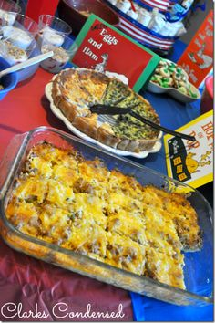 Easy Sausage Breakfast Casserole and many more breakfast casseroles