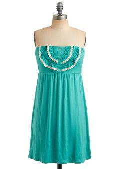 Such a cute summer dress!