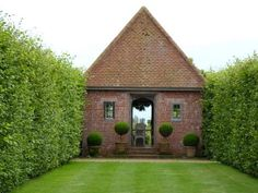 Garden room w/ pavilion