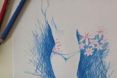 Draw on Monday - La mouette - Tatouage