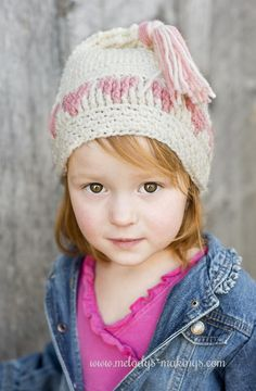 Love-ly Cap Crochet Pattern - Valentine's Day Hat Pattern - All Sizes Baby, Toddler, Child, and Adul Crochet For Kids, Crochet Baby, Free Crochet, Knit Crochet, Irish Crochet, Crochet Children, Learn Crochet, Crochet Things, Crochet Afghans
