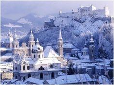 Salisburgo - Mercatini di Natale
