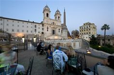 Il Palazzetto di Trinità dei Monti -  Roma