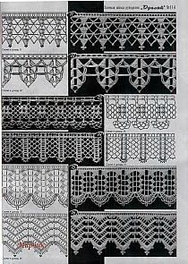 special crochet border pattern