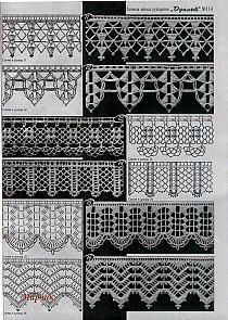 special crochet border pattern