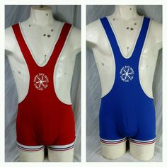 Vintage 1981 Reversible Empire State Games wrestling suit in Sports Mem, Cards & Fan Shop, Fan Apparel & Souvenirs, Other Fan Apparel & Souvenirs | eBay