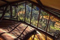 Идеальная летняя спальня.