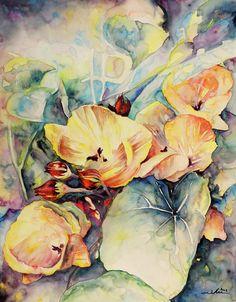 Water Lilies - Miki De Goodaboom