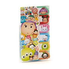 Disney Tsum Tsum Sticky Notes | Disney StoreTsum Tsum Sticky Notes - These Tsum Tsum sticky notes are a super-cute way to stay organised! Choose from six different designs, each featuring a different Disney star with a quirky Tsum Tsum makeover.