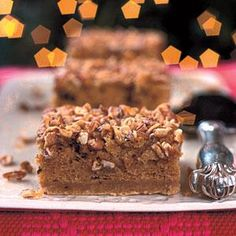 Coffee Lovers' Coffee Cake | MyRecipes.com