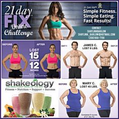 Patiently waiting the arrival of my 21 day fix :(