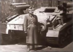 Hungarian Zrinyi II rocket launcher tank - pin by old poop stain Ww2 Pictures, Historical Pictures, Tank Armor, Tank Destroyer, War Dogs, Armored Fighting Vehicle, Ww2 Tanks, Panzer, Armored Vehicles