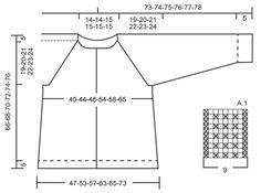 """Casaco DROPS com canelado/barra e raglan, tricotado de cima para baixo ou em top down, em """"Eskimo"""". Do S ao XXXL. Modelo gratuito de DROPS Design."""