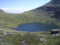 Lakes Walk -Bowfell & Esk Pike - 8miles Walking Routes, Lakes, United Kingdom, England, The Unit, River, Outdoor, Outdoors, Hiking Trails