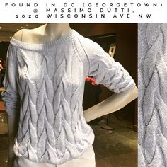 Classic sweater with a Summer time #eyespotforwomen
