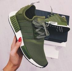 """Shoes """"Adidas"""" NMD Women Fashion Trending Running Sports Shoes Sneakers from ZUZU. Saved to Epic Wishlist.""""Adidas"""" NMD Women Fashion Trending Running Sports Shoes Sneakers from ZUZU. Saved to Epic Wishlist. Women's Shoes, Cute Shoes, Me Too Shoes, Shoe Boots, Shoes Sneakers, Green Sneakers, Shoes Style, Adidas Sneakers, Zapatos Shoes"""