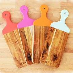 Gifts for the Hostess - Teak Cutting Boards by Madeira Housewares #InStyle