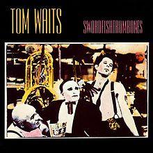Swordfishtrombones by Tom Waits [CD]