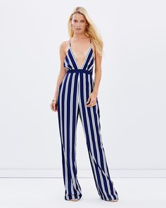 Palace Jumpsuit by Jetset Diaries Online | THE ICONIC | Australia