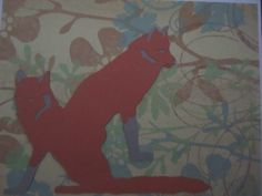 Fox Cricut Card  www.caguimbalcreations.weebly.com