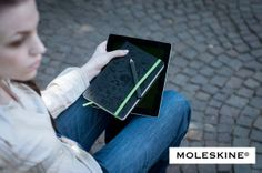 Evernote Smart Notebook by Moleskine.