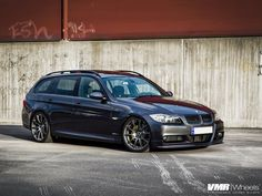 E91 Estate on Gunmetal V701's