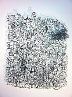 Oakland, CA artist Annie Vought