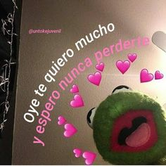 100 frases para Facebook | ▷ Memes Random Wholesome Memes, You And I, Bff, Crushes, Kermit, My Love, Happy, Sunshine, Thoughts
