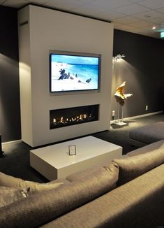 The TOP 7 of The biggest mistakes when choosing a fireplace, gas fire or stovebiggest Living Room Decor Fireplace, Fireplace Tv Wall, Modern Fireplace, Living Room Tv, Fireplace Design, Living Room Modern, Interior Design Living Room, Living Room Designs, Living Area