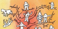 Teste criado por psicólogo renomado: escolha uma pessoa da árvore e descubra seu estado emocional