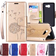 For Coque Samsung Galaxy A5 2016 Case Leather Wallet Phone Case Samsung Galaxy A5 2016 Cover For Samsung A5 6 Case Flip Cover