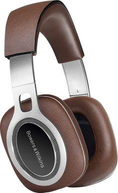 Bowers & Wilkins Signature HiFi Over Ear Headphones, Wired, Italian Leather Top 10 Headphones, Bluetooth Headphones, Sennheiser Headphones, Sports Headphones, Audiophile Headphones, Headset, Signature, Cool Things To Buy, Ebay