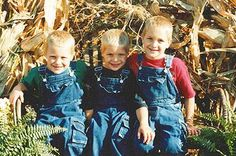 >>>>GAC is posting photo's from family album's.hopefully _____Sam, John, and Luke ~~~ Farm Kings, King Shirt, Family Album, Working With Children, Pin Up, Handsome, Farmers, Kids, Young Children