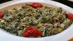 Spinat Gorgonzola Antipasti