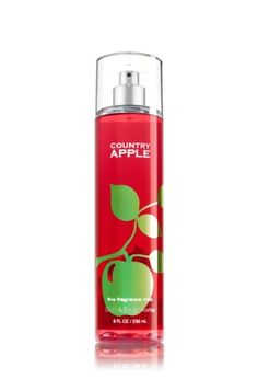 Country Apple Fine Fragrance Mist - Signature Collection - Bath & Body Works