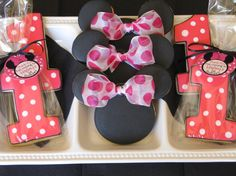 Mini mouse party,  Go To www.likegossip.com to get more Gossip News!