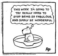 Good Morning Monday #GoodMorningMonday via @fredcartoons