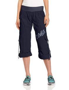 Zumba Fitness LLC Women's Feelin' It Cargo Pants