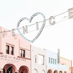 Venice beach boardwalk sign California Love Pin: @tamielisabeth