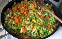 Mirepoix: This Simple Veggie Trio Will Change the Way You Cook Forever! | One Green Planet