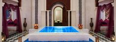 Jumeirah Zabeel Saray    One of the latest and greatest Talise branded spas